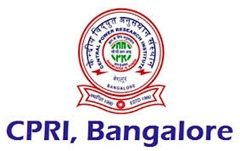 CRPI Bangalore Recruitment