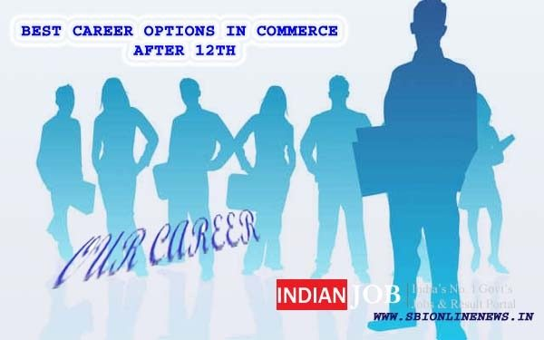 Best carrier options after 12th commerce