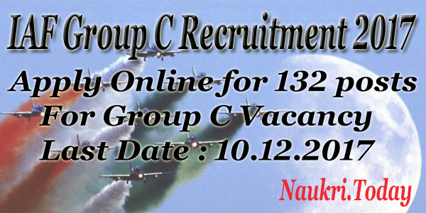 IAE Group C Recruitment