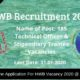 HWB Recruitment