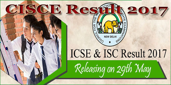CISCE Result 2017