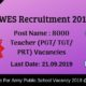AWES Recruitment