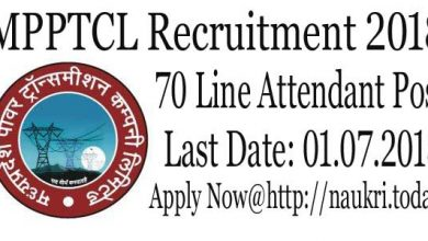 MPPTCL Recruitment