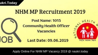 NHM MP Recruitment