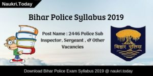Exam Syllabus 2018 PDF For All Govt Jobs & Competitive