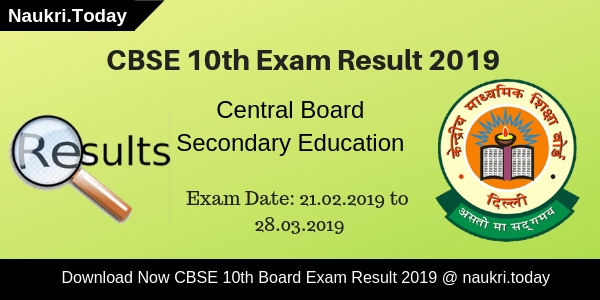 CBSE 10th Result