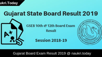 Gujarat Board Result