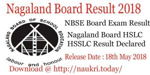 NBSE Board Result