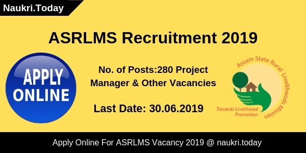 ASRLMS Recruitment 2019 (1)