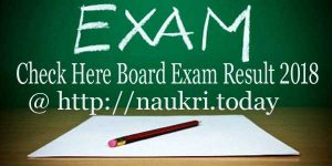 Board Exam Result
