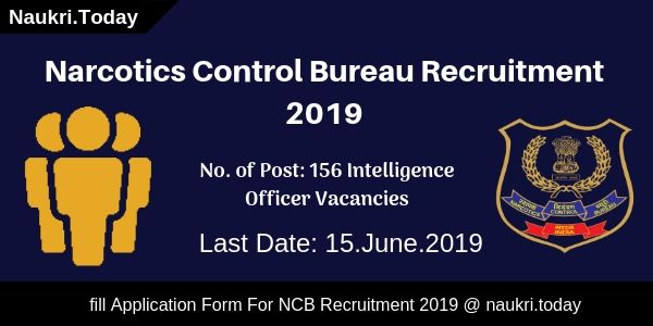 NCB Recruitment