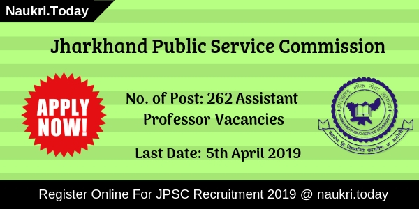 JPSC Recruitment