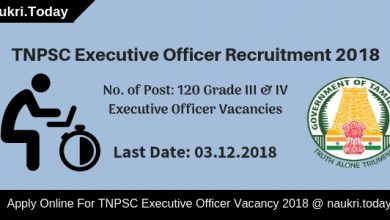 TNPSC Executive Officer Recruitment (1)