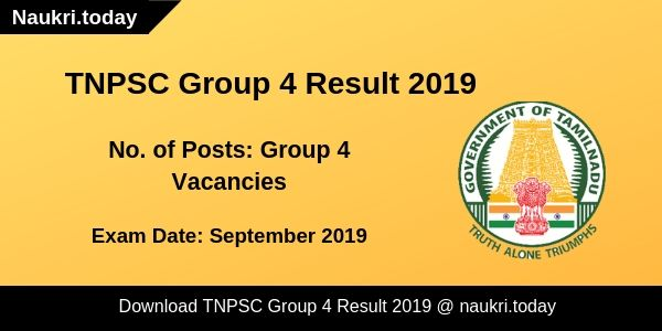TNPSC Group 2 Syllabus 2018 For 1199 Vacancies Download Here