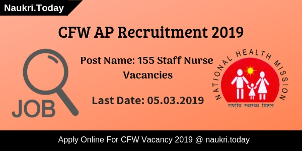 CFW Recruitment