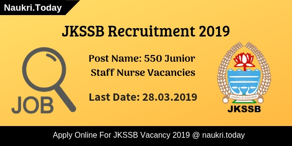JKSSB Recruitment (1)