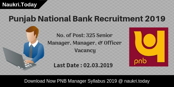 Punjab Nationa Bank Recruitment