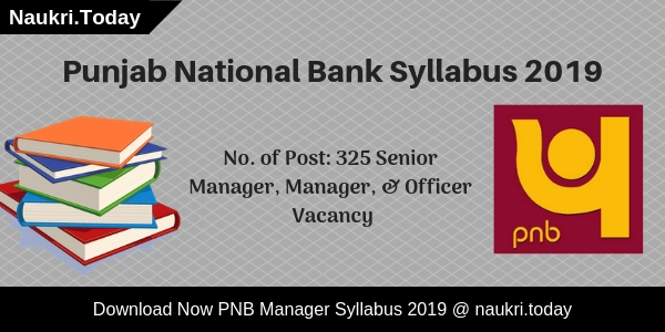 Punjab National Bank Syllabus (1)