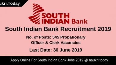 South indian Bank Recruitment (1)