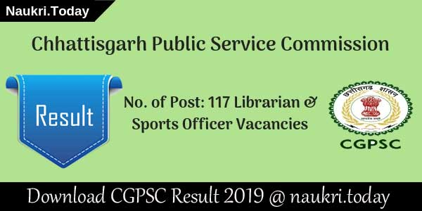CGPSC-Result