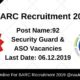BARC Recruitment