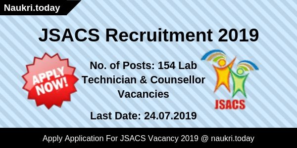 JSACS Recruitment