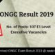 ONGC Result