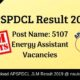 APSPDCL Result