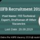 KIIFB Recruitment