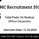 KMC Recruitment