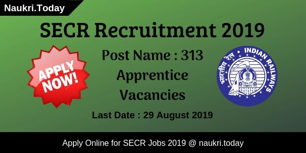 SECR Recruitment