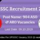 UPSSSC Recruitment