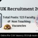 CUK Recruitment