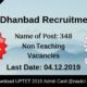 IIT Dhanbad Recruitment