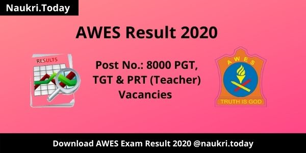 AWES Result