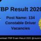 ITBP Result