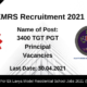 EMRS Recruitment 2021